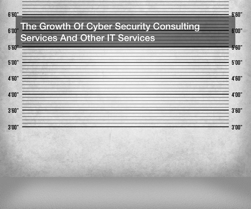 The Growth Of Cyber Security Consulting Services And Other IT Services