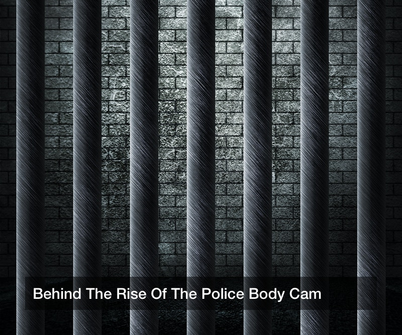 Behind The Rise Of The Police Body Cam