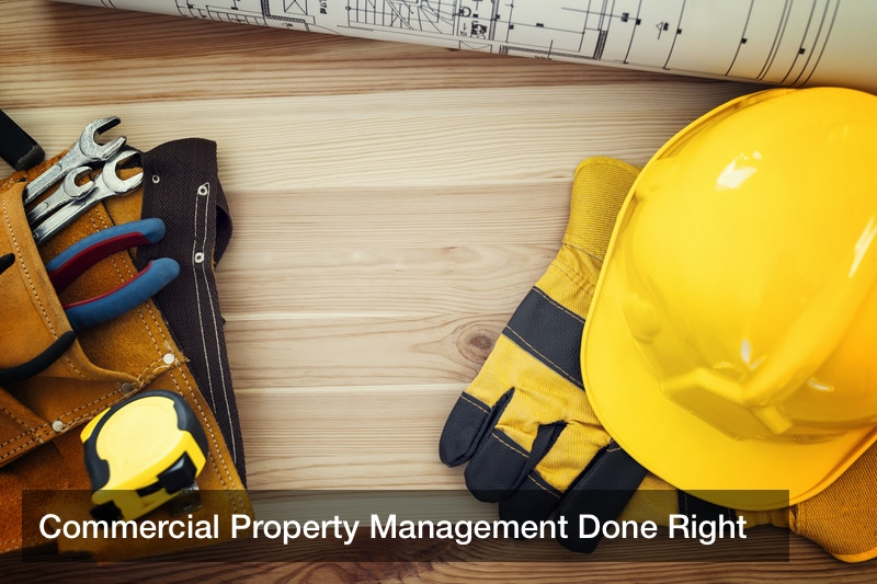 Commercial Property Management Done Right